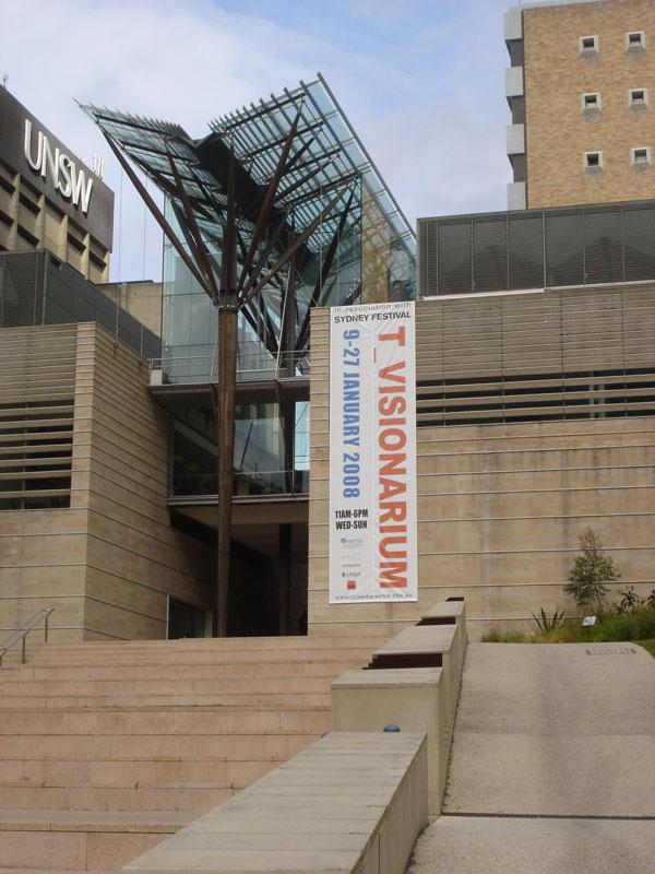 TVisionarium Banner